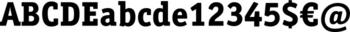 Thumbnail ITC Officina Serif by ITC Pro Extra Bold - opentype